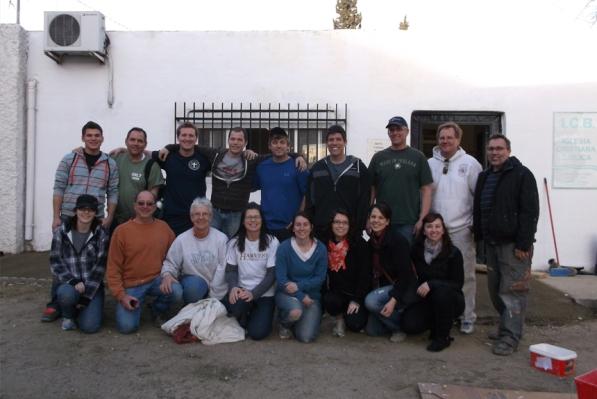 2013 Mission Team